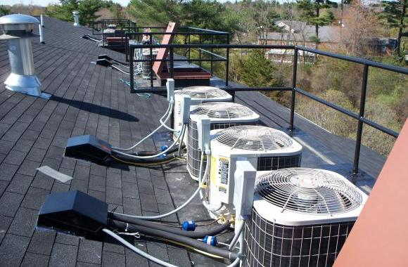 airconditioning condenser replaced in stoughton