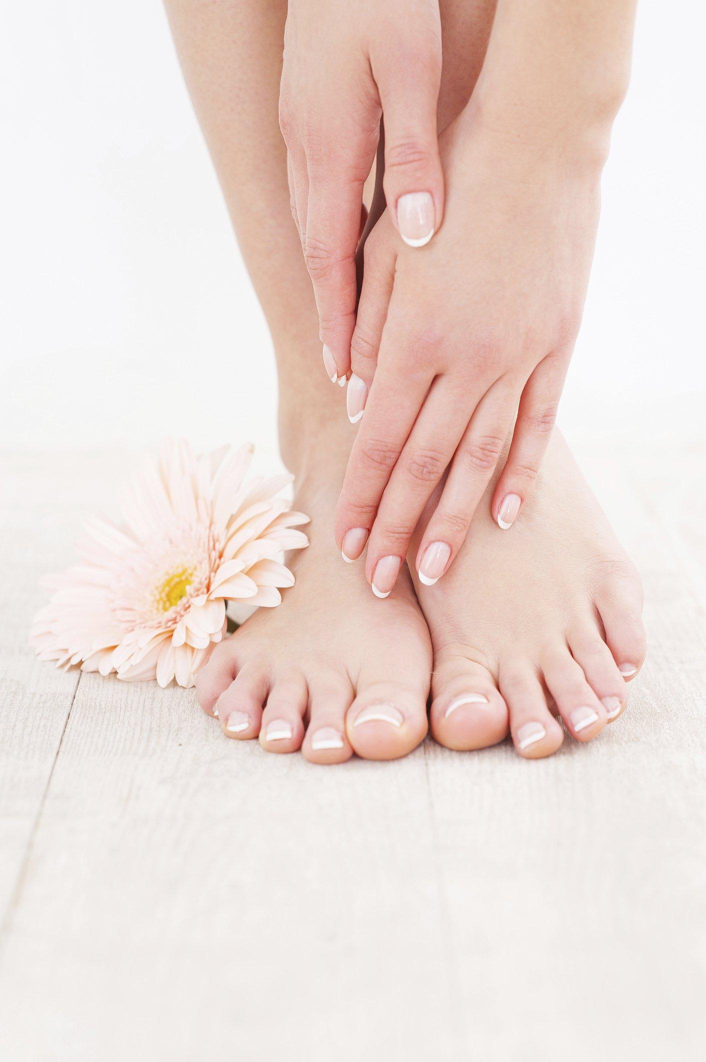 manicure, pedicure, rituali benessere