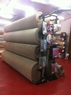 range of carpets