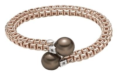 bracciale con perle bergamo