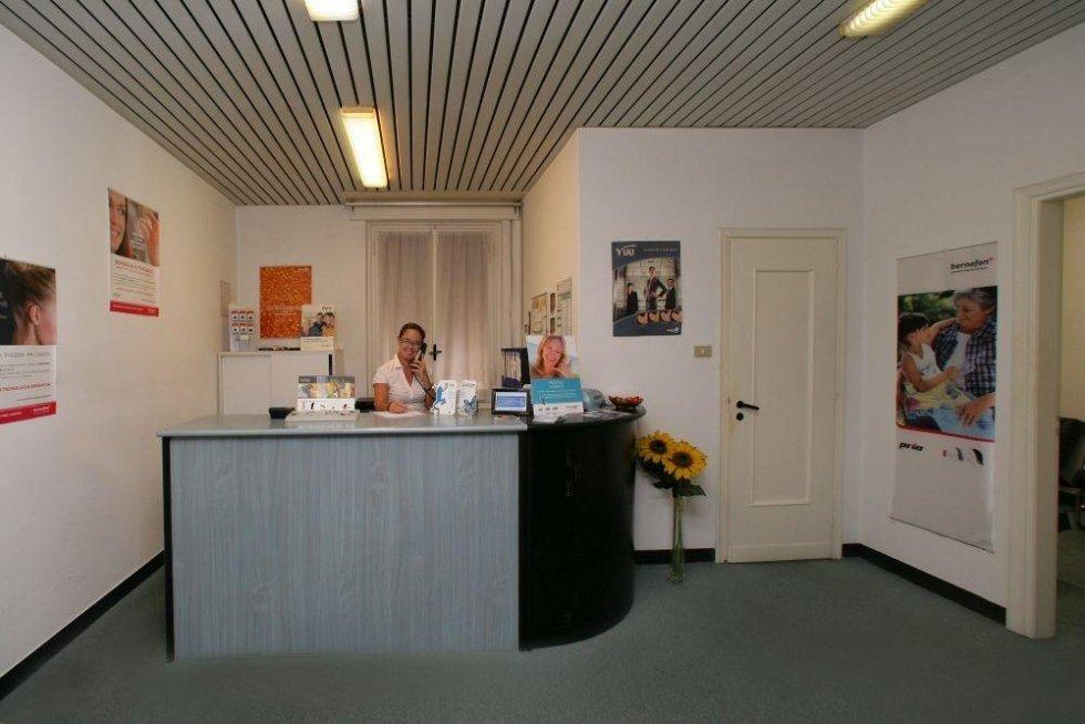 Ricevimento centro acustico