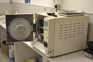 macchinario sterilizzazione