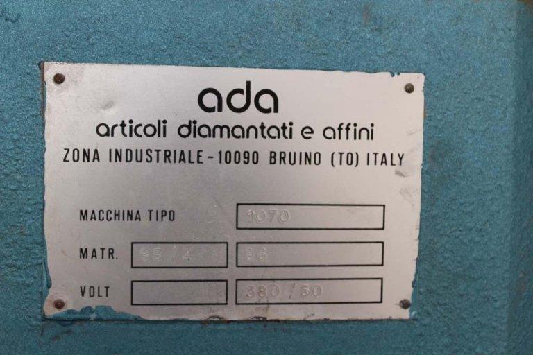 etichetta su un impianto