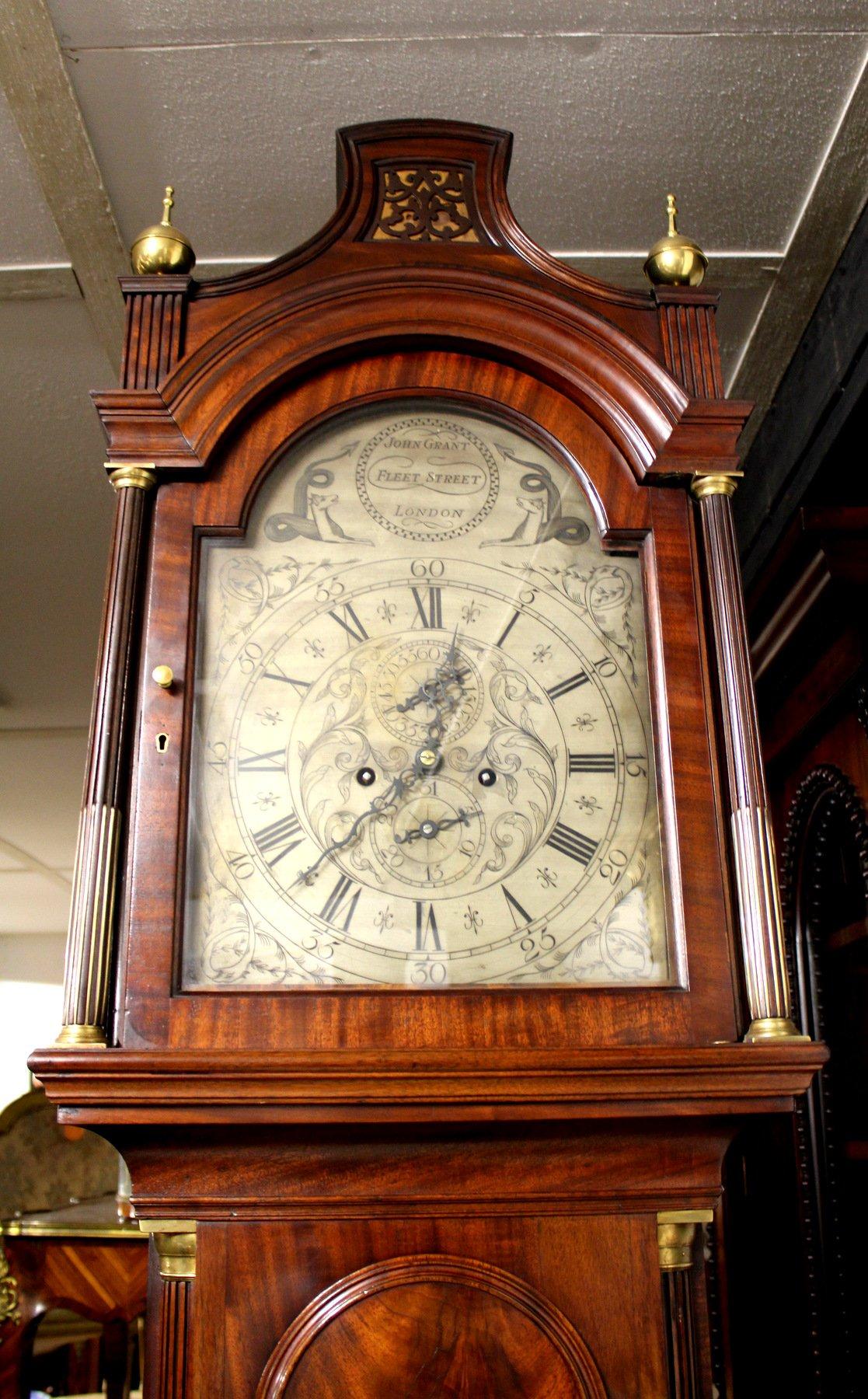 John Grant Clock