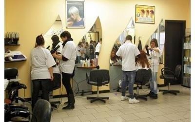 Lezioni pratiche Hair School