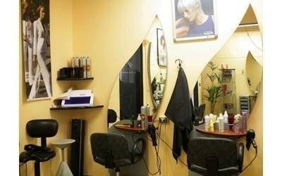 Interno scuola Hair School