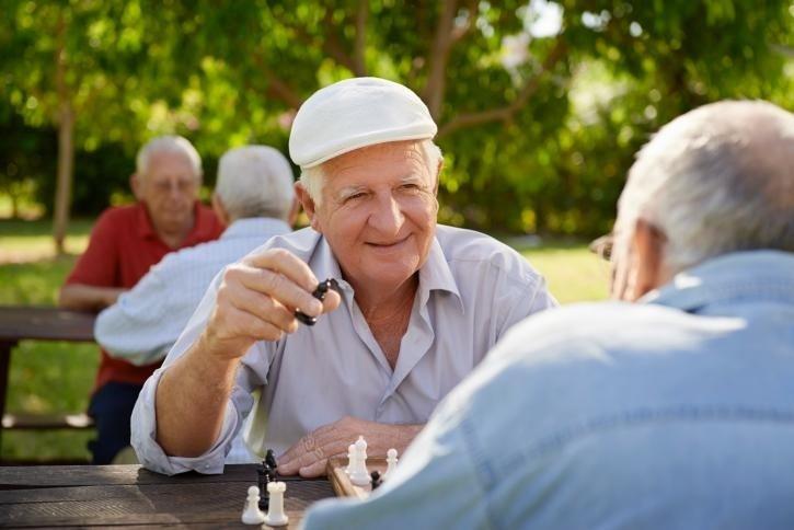 attività ricreative anziani