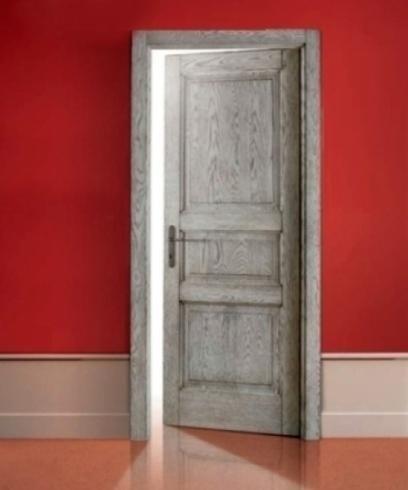 Porte stile rustico