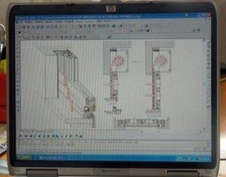 Realizzazione progetti serramenti