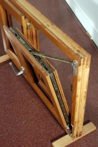 Distribuzione serramenti legno
