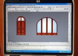 Progettazione serramenti