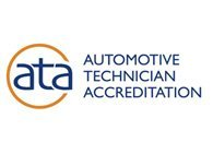 Automotive technician accreditation logo