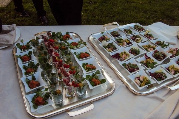 esempi di fingerfood