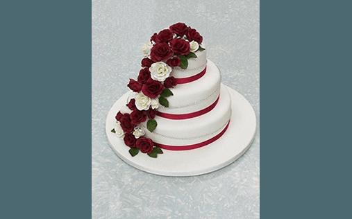 torta tre strati