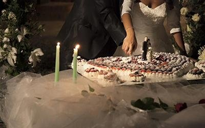 cake design Pavia