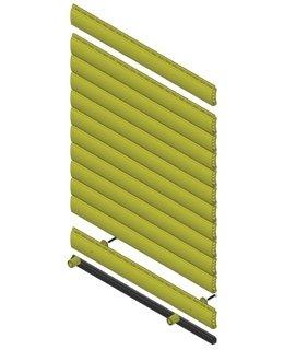 avvolgibile PVC GrifoFlex