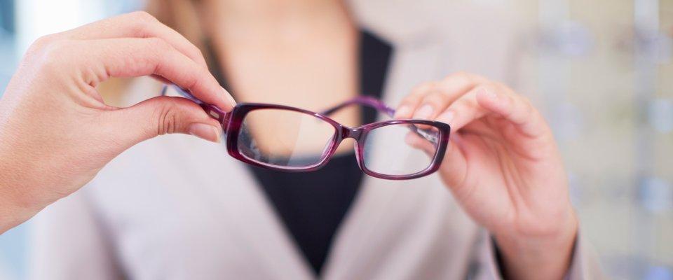 Designer glass frames