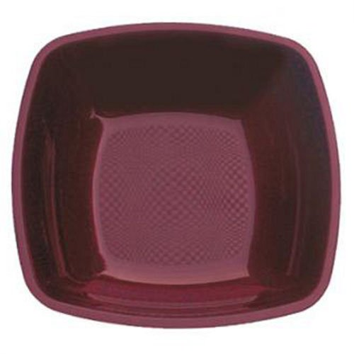 una ciotola di plastica