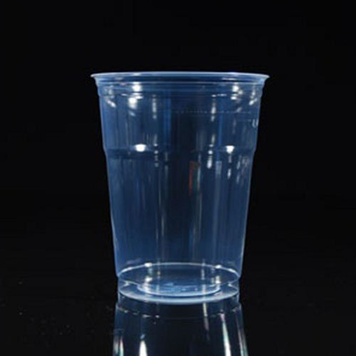 un bicchiere usa e getta
