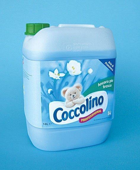 un detergente della marca Coccolino