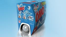 Prodotti per lavratrice marca Omo