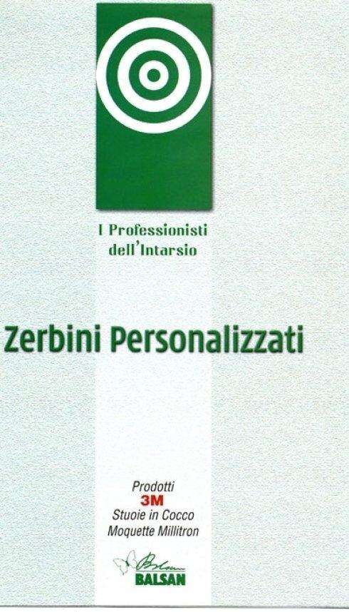 Personalizzazione zerbini