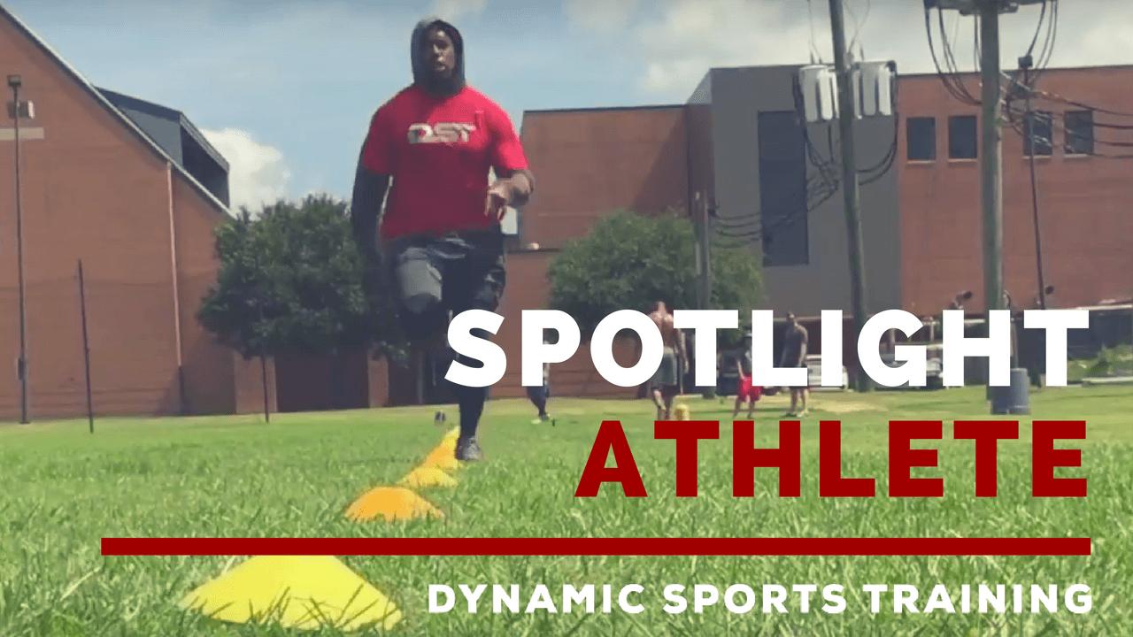 Spotlight Athlete, NFL Running Back Ben Tate