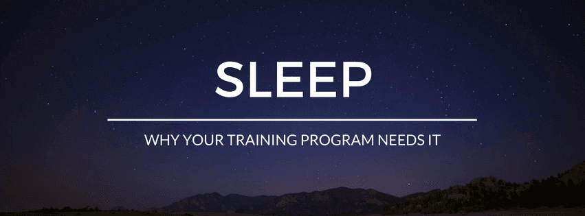 Want to excel and get the most out of your hard work? Sleep is the answer.