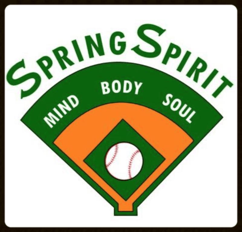 Spring Spirit Baseball