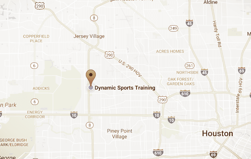 Summer Strength and Speed Training in Houston, Texas - Spring Branch and Memorial