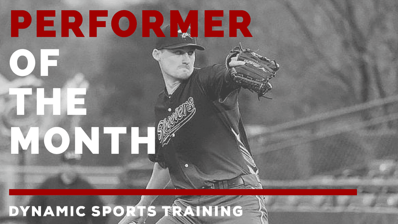 DST Performer of the Month, Barret Loux