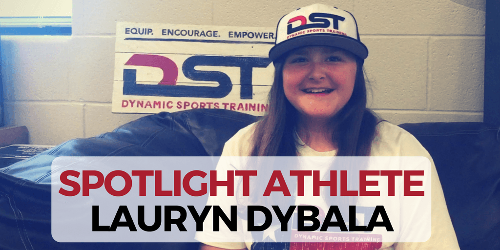 Youth Athlete and Softball Player, Lauryn Dybala