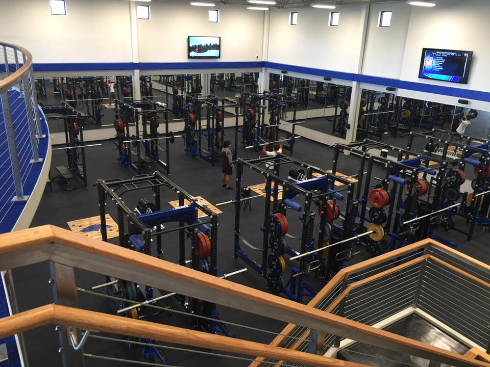 DST West Weightroom