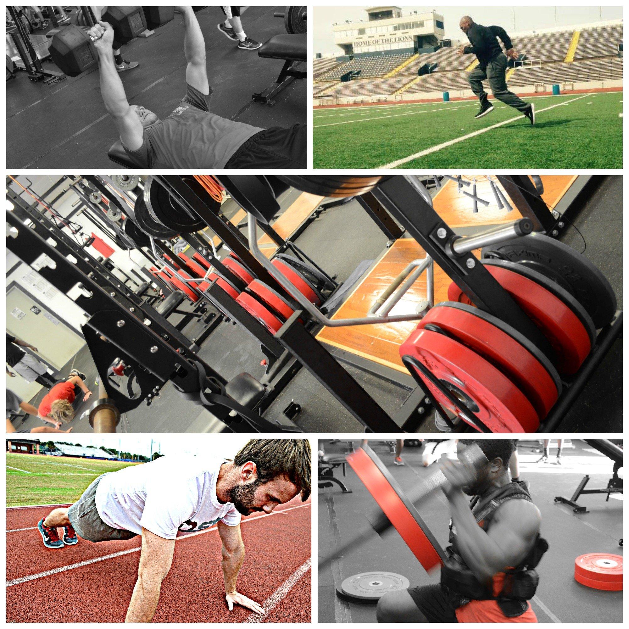 Strength Training Houston, TX