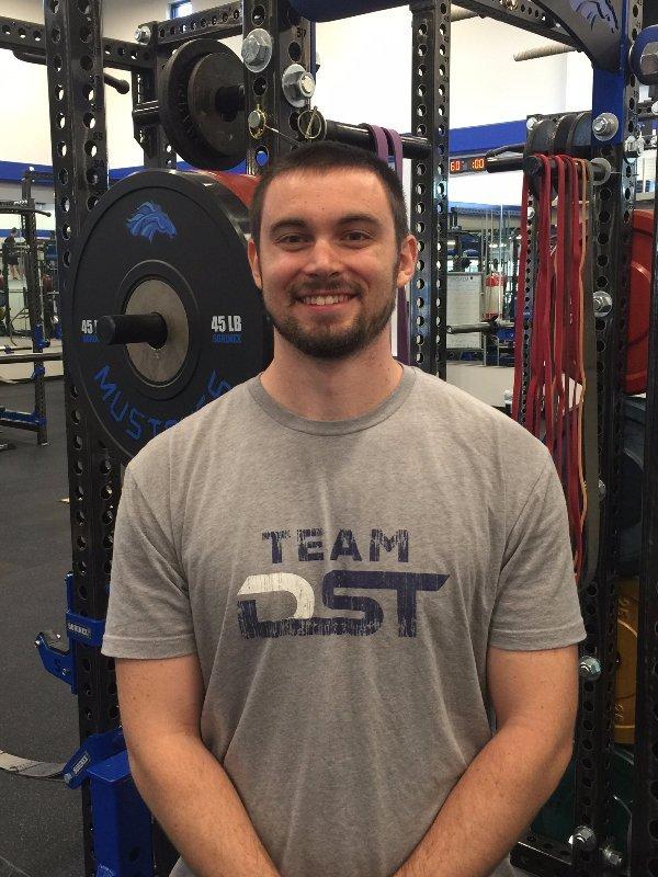Athletic Development and Sports Performance Specialist, Sammy Knox