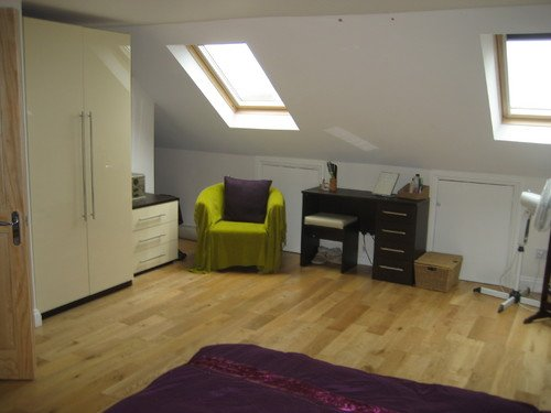 Loft refurbishment
