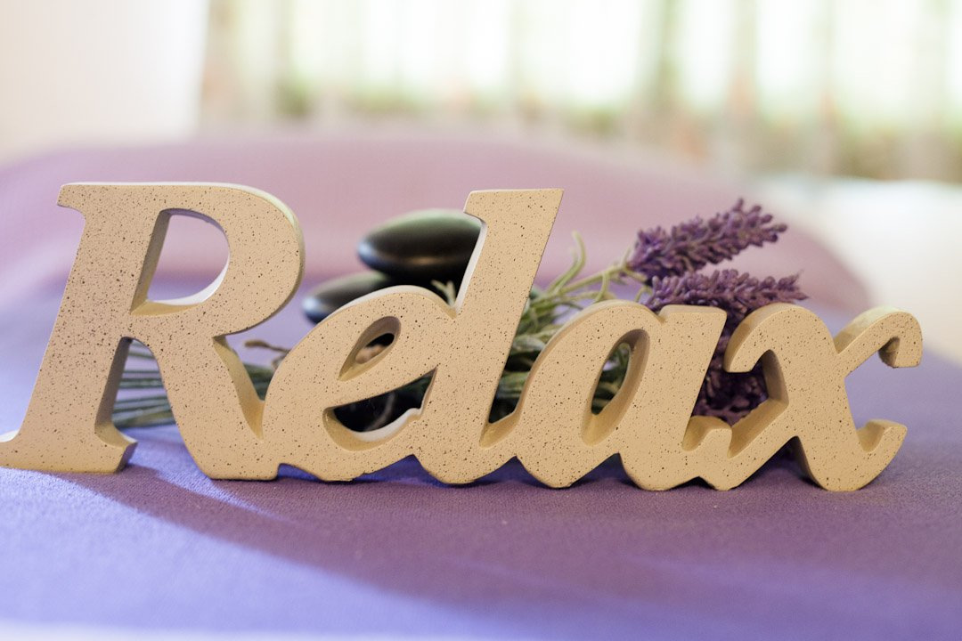 relax cut out