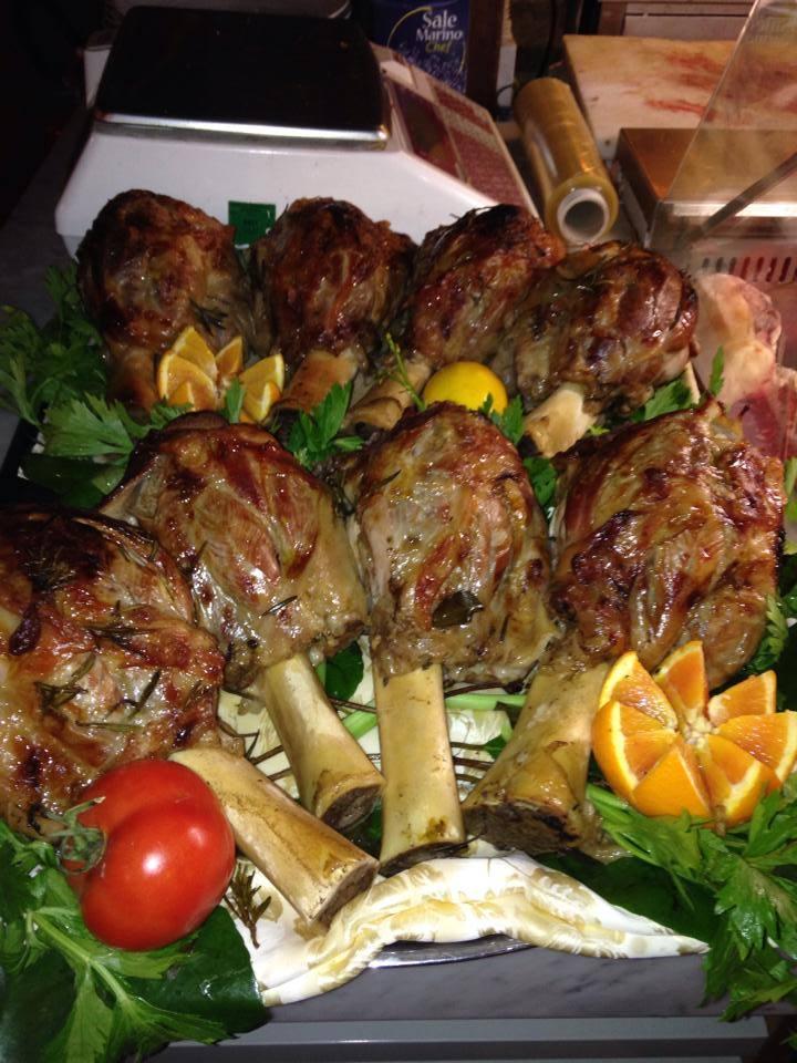 Ristorante con cucina tipicamente romana roma for Secondi piatti tipici romani