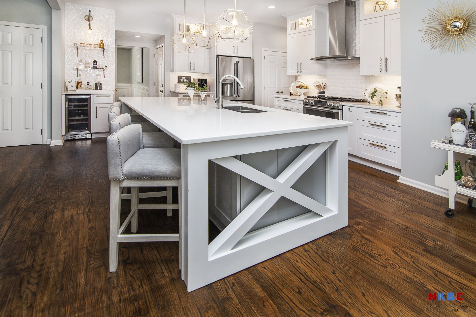 National Kitchen & Bath Cabinetry Inc - Concord, NC - Shaker ...