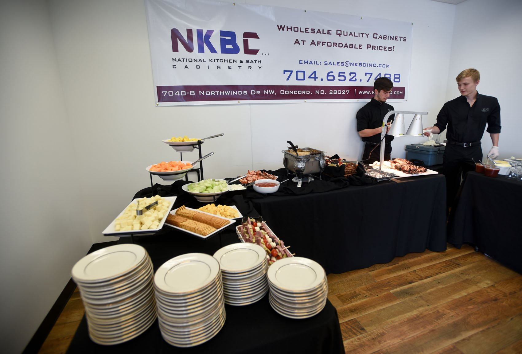 NKBC - Grand Opening Day Food