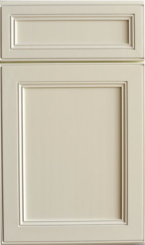 NKBC - French Vanilla Cabinets
