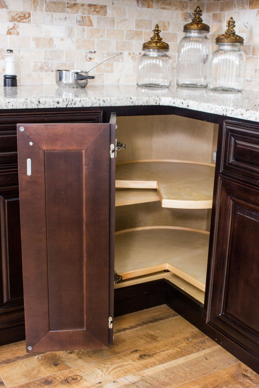 NKBC   Cabinet Distributor In Raleigh, NC   Dark Chocolate Cabinets