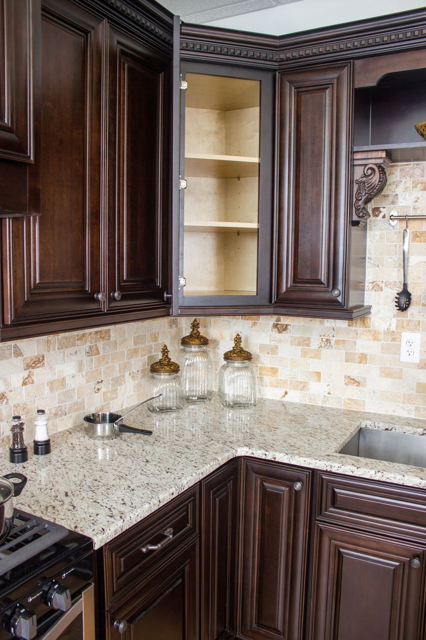 National Kitchen Amp Bath Cabinetry Inc Concord Nc Dark