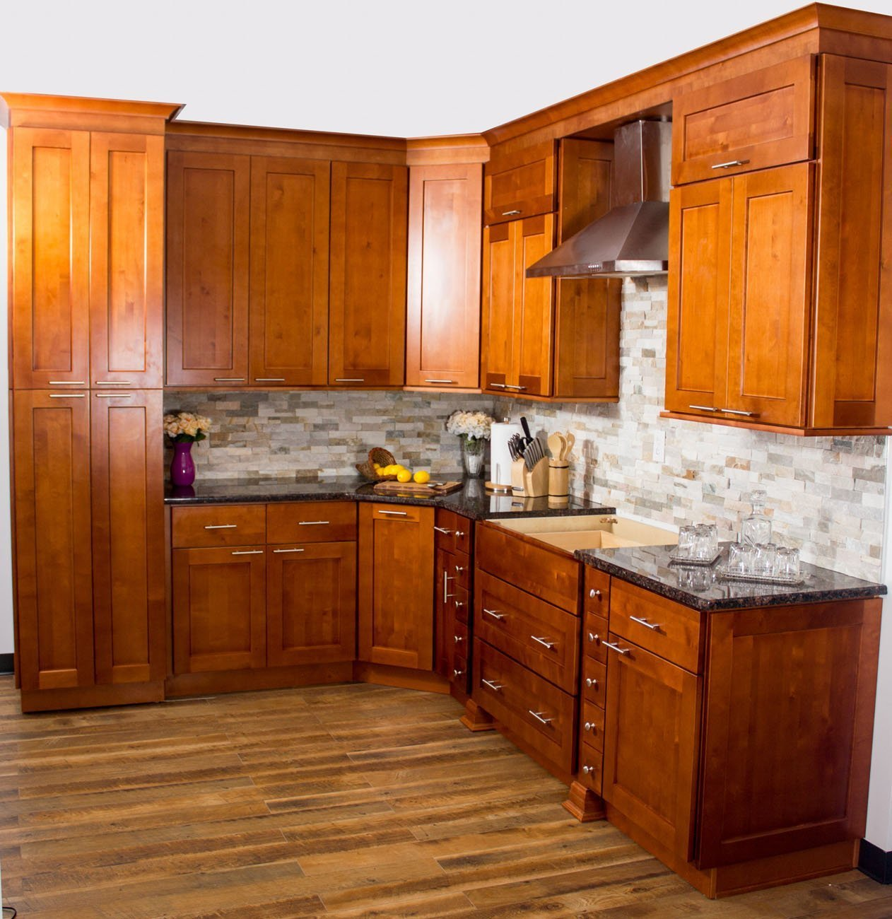 NKBC   Toffee Kitchen Cabinets