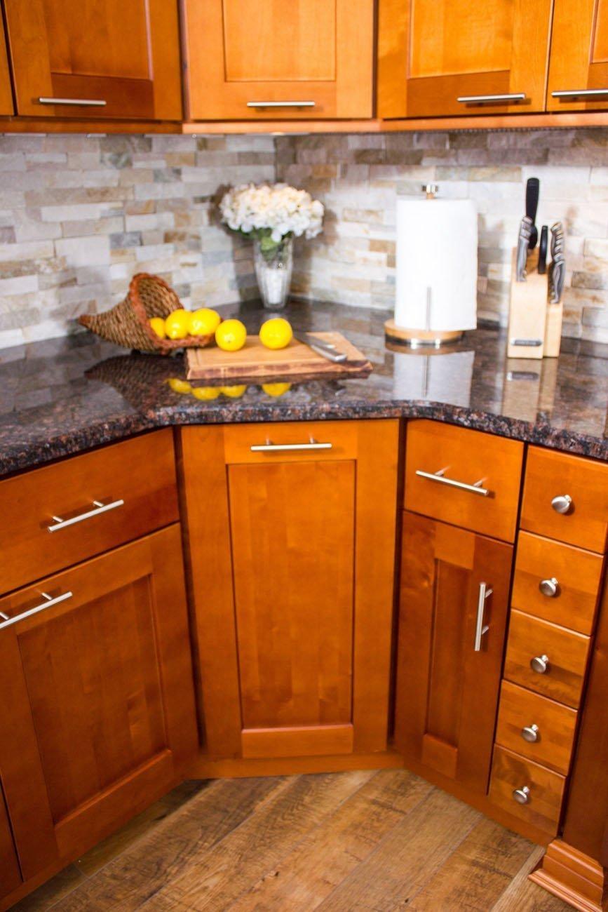 NKBC Inc - Toffee Corner Kitchen Cabinet