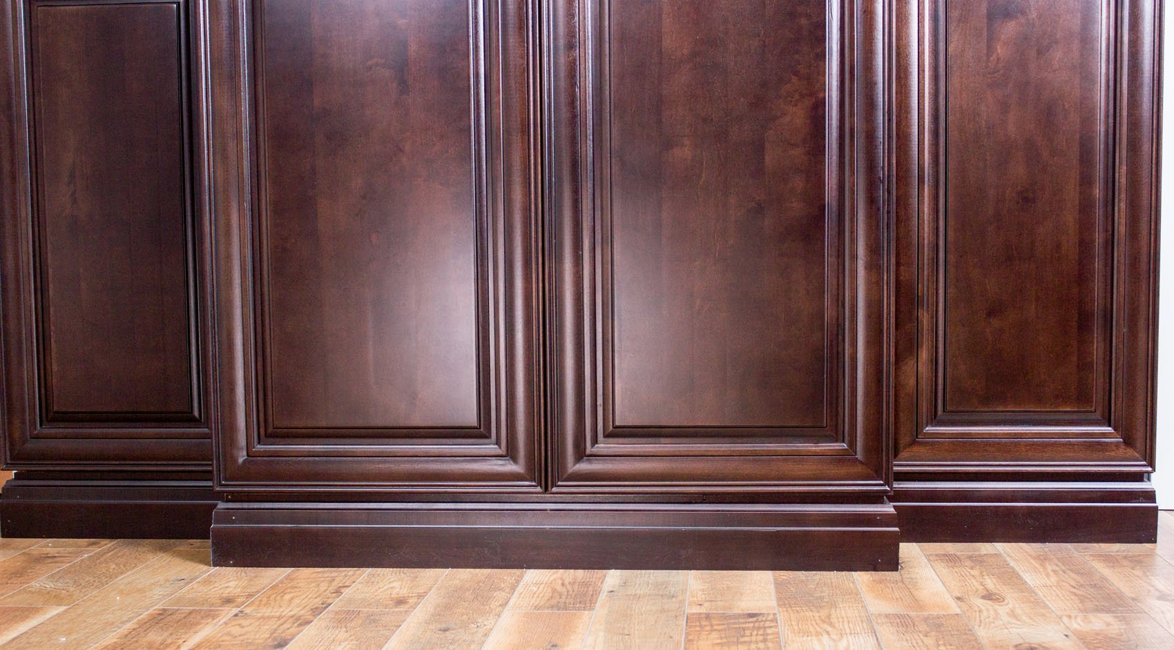 NKBC - Wholesale Cabinets in Raleigh, NC  - Dark Chocolate Cabinets