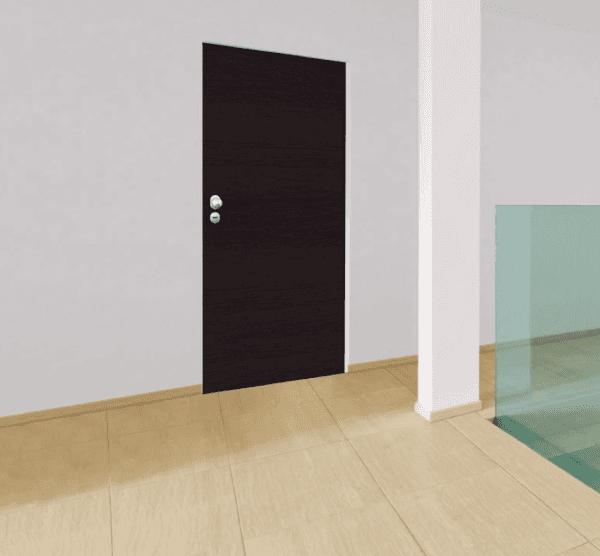 Porte blindate Dierre - Genova - Metal Design