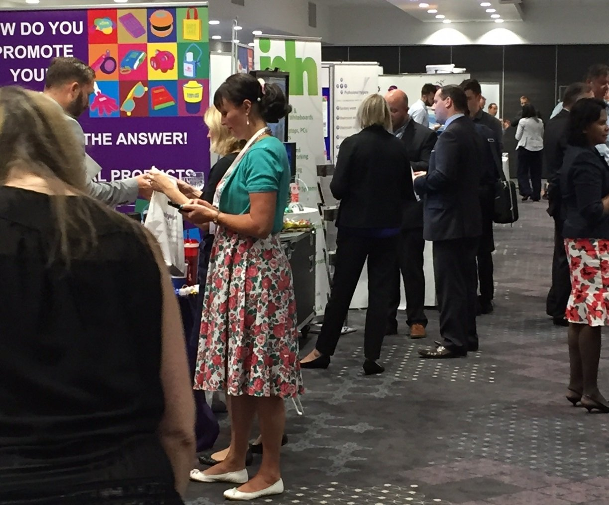 Bristol Business Exhibition 2016