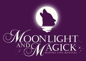 Graphic Design Portfolio | Moonlight and Magick eCommerce Website Design