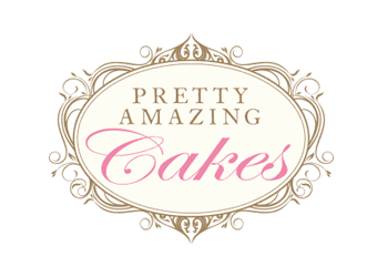 Pretty Amazing Cakes Logo Design
